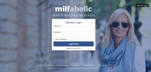 Milfaholic Website Review – Everything You Need to Know About the Scam