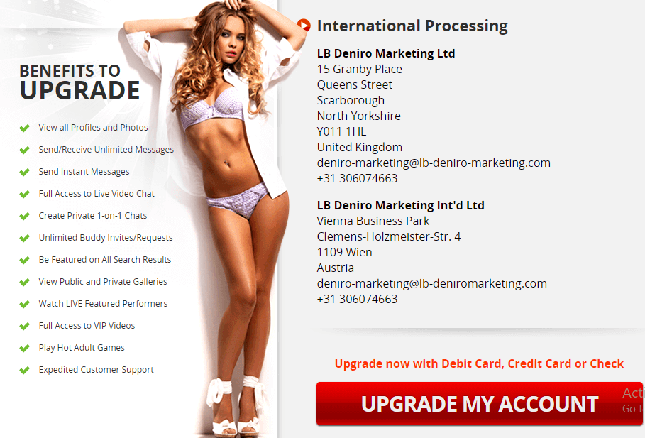XXXDating Site Review Intoduction