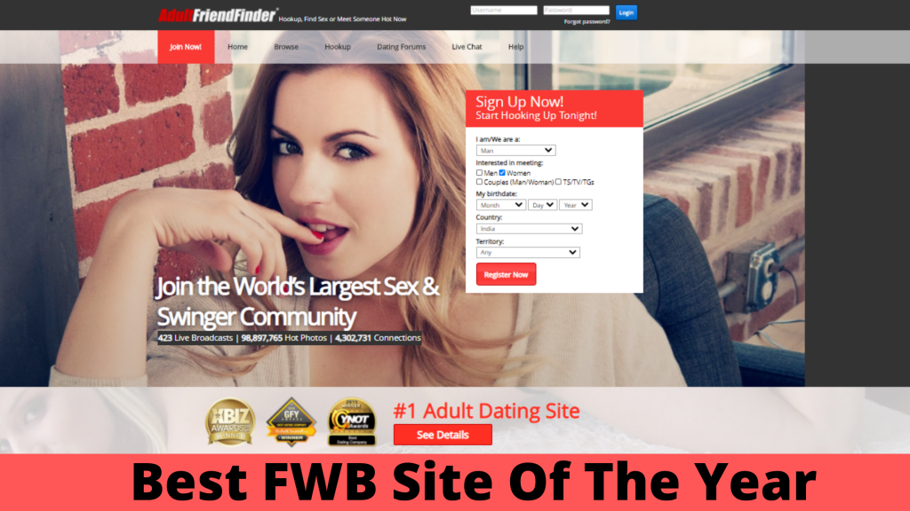 Best FWB SITES: AFF
