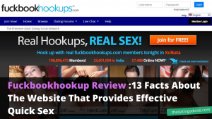 Fuckbookhookup Review :13 Facts About The Website That Provides Effective Quick Sex